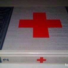 Libros de segunda mano: URGENCIAS-ENCICLOPEDIA PRACTICA DE PRIMEROS AUXILIOS-EM 1986. Lote 115360151
