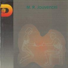 Libros de segunda mano: ERGONOMÍA BÁSICA APLICADA A LA MEDICINA DEL TRABAJO. M. R. JOUVENCEL. Lote 115501615