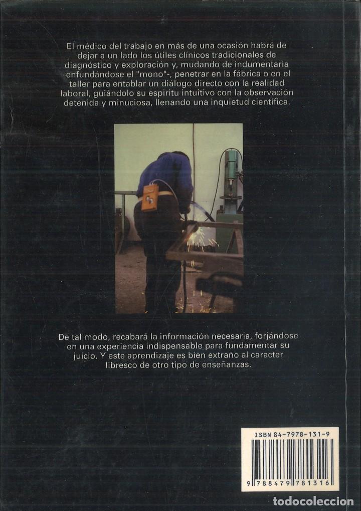 Libros de segunda mano: ERGONOMÍA BÁSICA APLICADA A LA MEDICINA DEL TRABAJO. M. R. Jouvencel - Foto 3 - 115501615