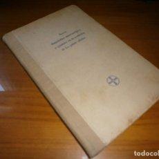 Libros de segunda mano: BREVE DIAGNÓSTICO MICROSCÓPICO Y QUÍMICO EN LA MEDICINA DE LOS PAÍSES CÁLIDOS BAYER LEVERKUSEN 1942. Lote 115593955
