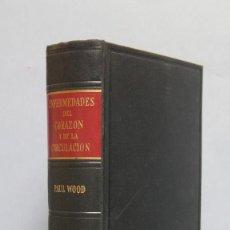 Libros de segunda mano: ENFERMEDADES DEL CORAZON Y DE LA CIRCULACION. PAUL WOOD. Lote 116112311