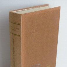 Libros de segunda mano: EDUCACIÓN E HIGIENE SEXUAL - DR. FREDERIK KONING. Lote 116229995