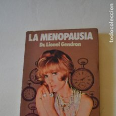 Libros de segunda mano: LA MENOPAUSIA. Lote 116209119
