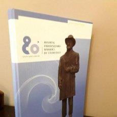 Libros de segunda mano: 80 ANIVERSARIO DEL HOSPITAL UNIVERSITARIO MARQUÉS DE VALDECILLA CANTABRIA. Lote 116562211