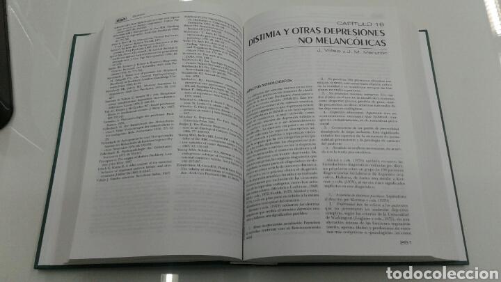 Libros de segunda mano: TRASTORNOS AFECTIVOS : ANSIEDAD Y DEPRESION MASSON 2000 PSIQUIATRIA NUEVO - Foto 8 - 117306232