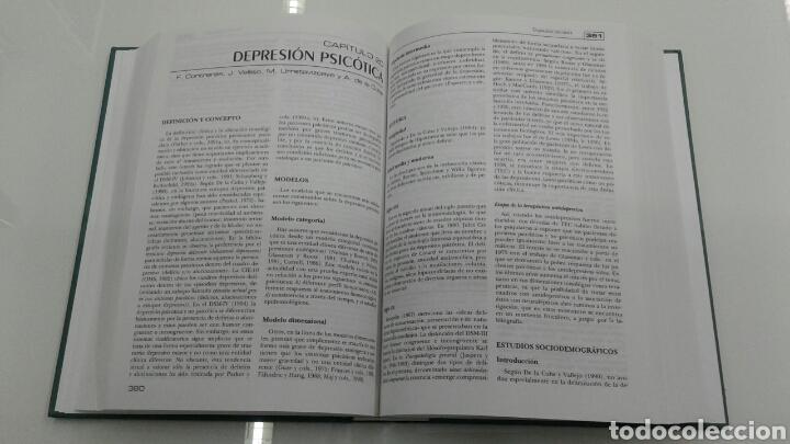 Libros de segunda mano: TRASTORNOS AFECTIVOS : ANSIEDAD Y DEPRESION MASSON 2000 PSIQUIATRIA NUEVO - Foto 9 - 117306232