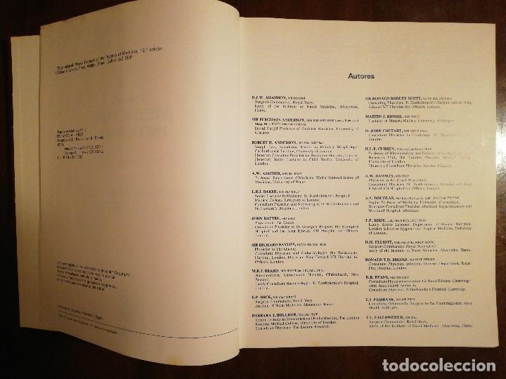 Libros de segunda mano: Libro Prince's, Medicina Interna - Volumen I - Sir Ronald Boley Scott - Espaxs ediciones - Foto 4 - 117331147