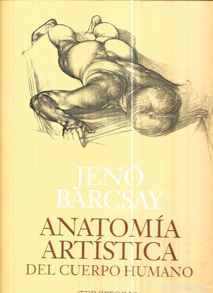 anatomia del cuerpo humano. j. barcsay. traducc - Comprar Libros de ...