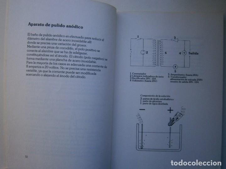Libros de segunda mano: ATLAS DE APARATOLOGIA ORTODONCICA REMOVIBLE Gordon Dickson Albert Wheatly Salvat 1982 - Foto 11 - 117953503