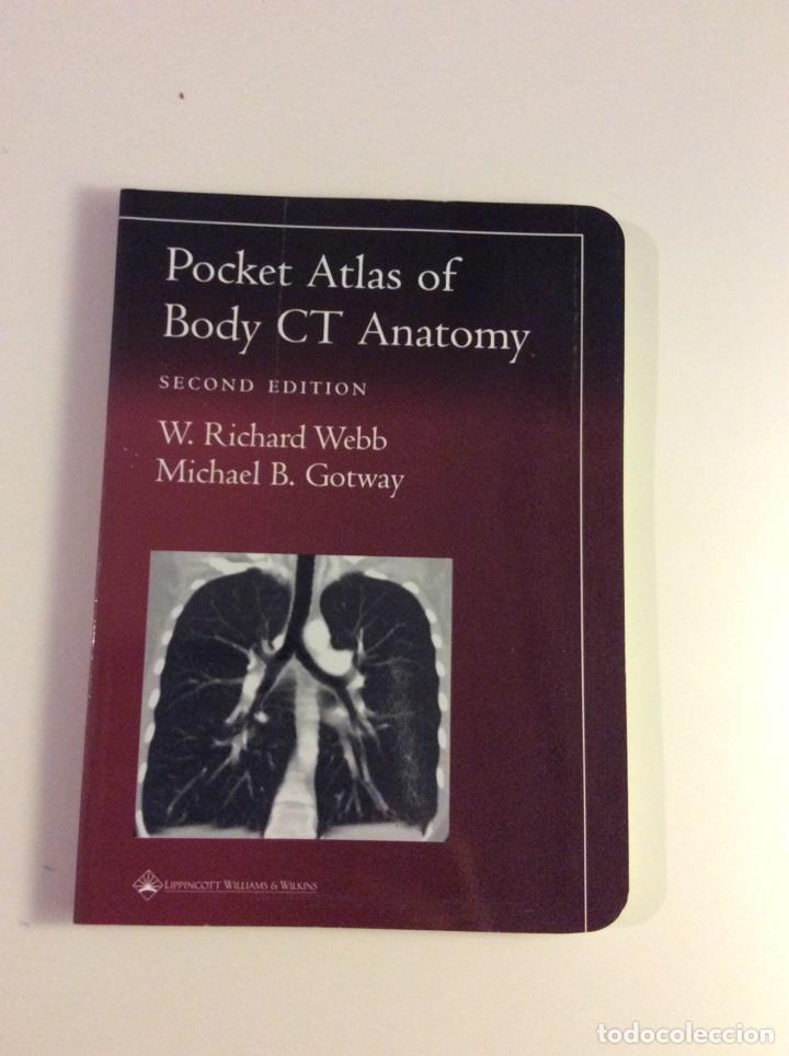 pocket atlas of body ct anatomy atalas cuerpo a - Comprar Libros de ...