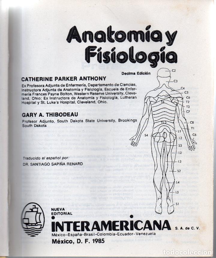 Magnífico Fundamentos De La Anatomía Y La Fisiología Novena Edición ...