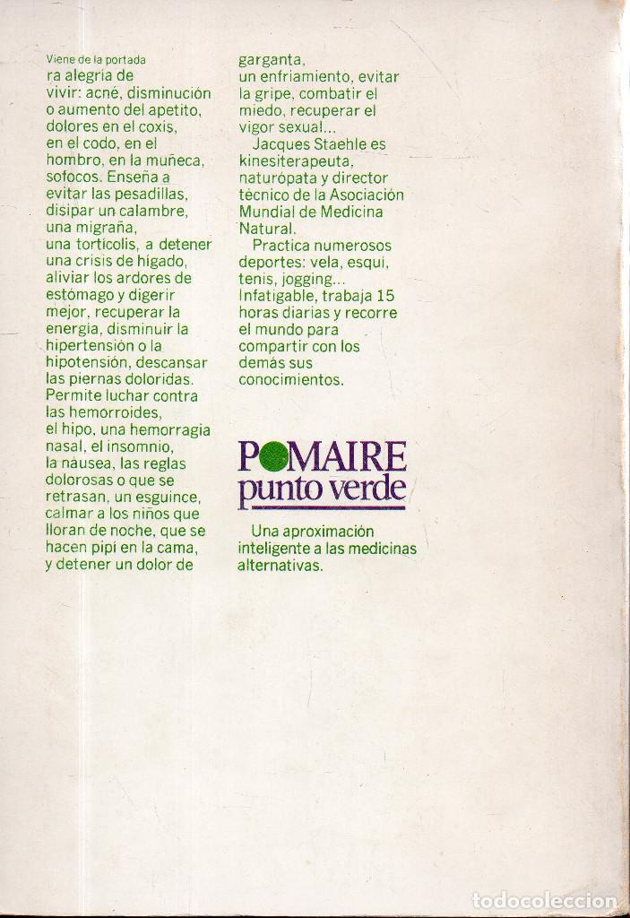 Libros de segunda mano: VESIV LIBRO ELIMINAR EL DOLOR DE JACQUES STAEHLE - Foto 3 - 118761931