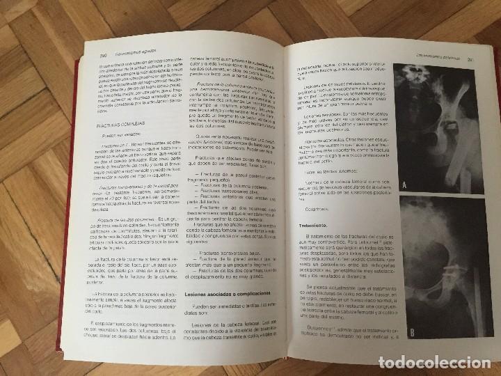 Libros de segunda mano: Libro TRAUMATISMOS AGUDOS, M.M. Sánchez Martín y muchos más, Universidad de Valladolid. - Foto 10 - 119051651