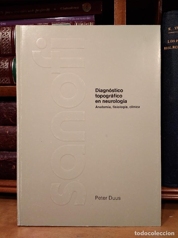 diagnóstico topográfico en neurología. anatomía - Comprar Libros de ...