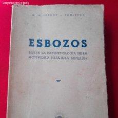 Libros de segunda mano: LIBRO-ESBOZOS-A.G.IVANOV & SMOLENKY-1990-EDAF-BUEN ESTADO-VER FOTOS. Lote 119953399