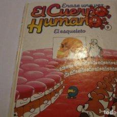Libros de segunda mano: LIBRO ERASE UNA VEZ EL CUERPO HUMANO, VOLUMEN 9. Lote 121066207