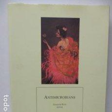Libros de segunda mano: ANTIMICROBIANS - JOAQUIM RUIZ / TREBALLS DE LA SOCIETAT CATALANA DE BIOLOGIA, VOL. 55 (EN CATALAN.). Lote 121550123