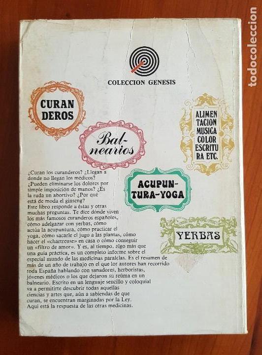 Libros de segunda mano: Las otras medicinas - Foto 2 - 121623495