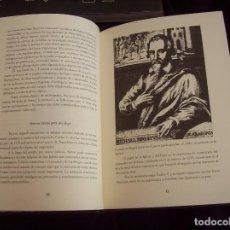 Libros de segunda mano: EXPLICACIÓN UNIVERSAL DE LOS JARABES. MIGUEL DE VILLANUEVA. ED. FACSÍMIL. MIGUEL SERVET. 1995. . Lote 121676955