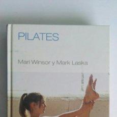 Libros de segunda mano: PILATES MARI WINSOR Y MARK LASKA. Lote 122639354