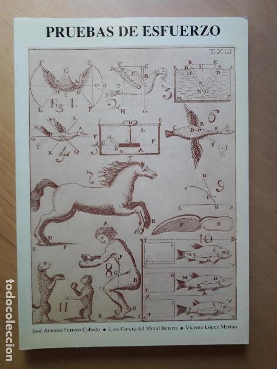 PRUEBAS DE ESFUERZO. - VV.AA. (Libros de Segunda Mano - Ciencias, Manuales y Oficios - Medicina, Farmacia y Salud)