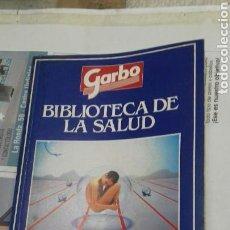 Libros de segunda mano: BIBLIOTECA DE LA SALUD.1 GARBO.DIETAS SECRETAS. Lote 125827451