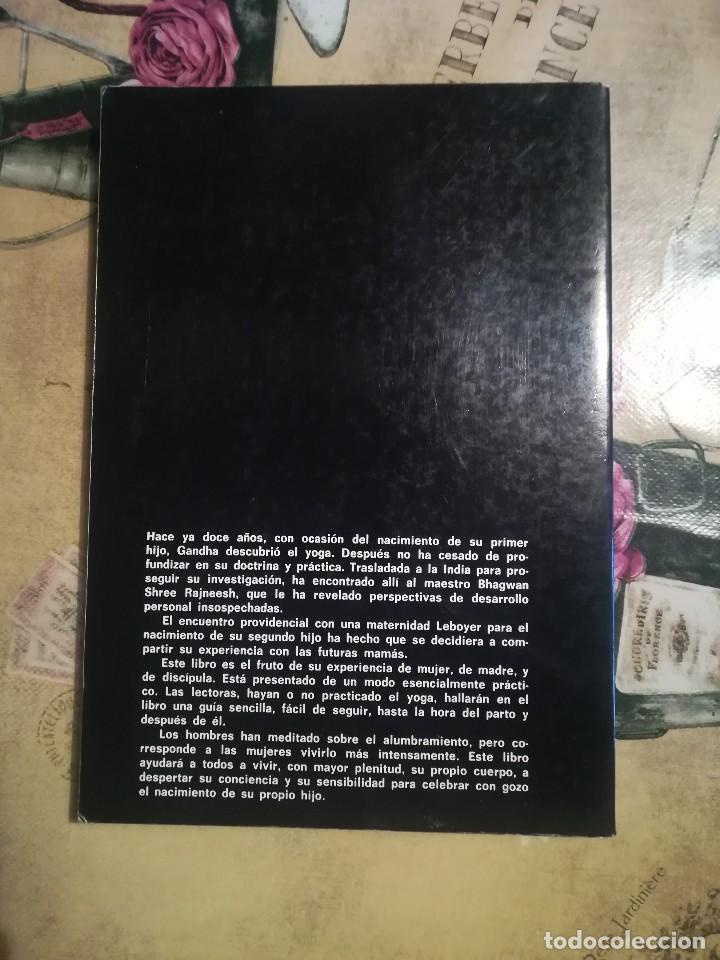 Libros de segunda mano: Yoga y maternidad - Ma Anand Gandha - Foto 2 - 132447389
