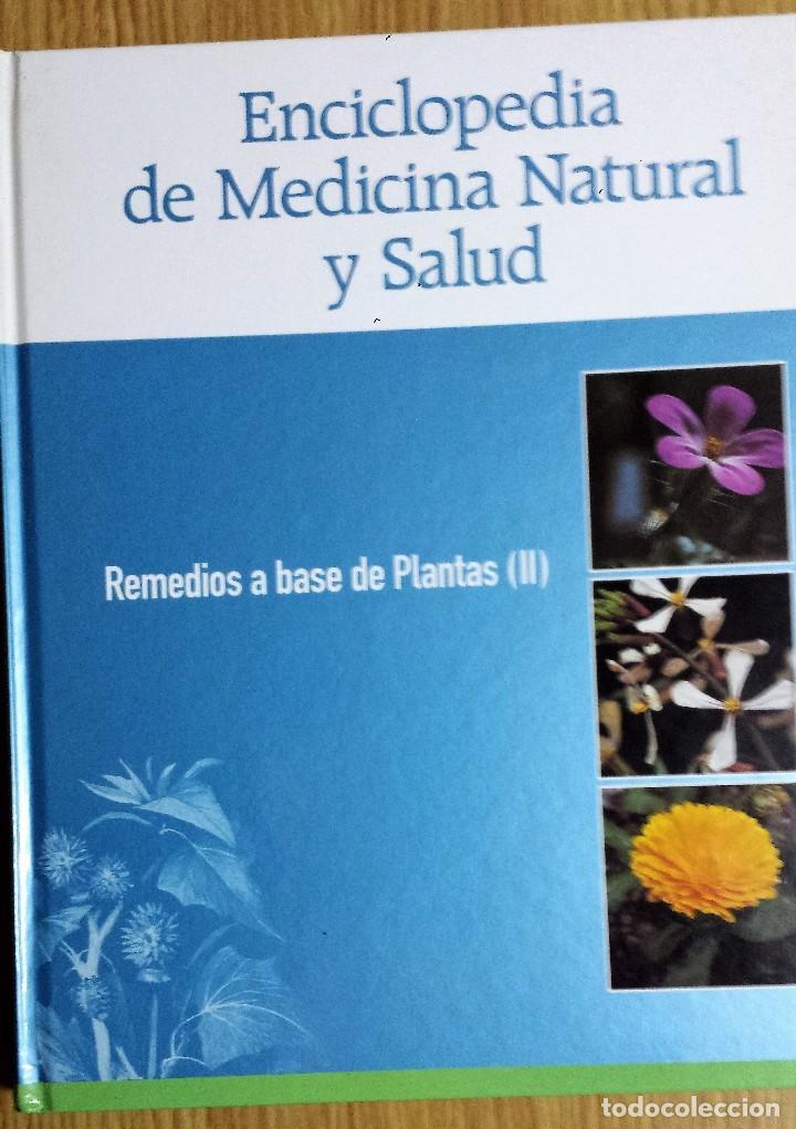 Libros de segunda mano: ENCICLOPEDIA DE MEDICINA NATURAL Y SALUD 2 tomos - Foto 2 - 126548991