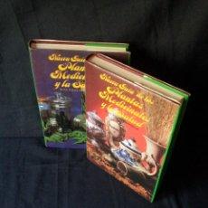 Libros de segunda mano: BLAS POZAS HERMOSILLA - NUEVA GUIA DE LAS PLANTAS MEDICINALES Y LA SALUD - 2 TOMOS - 1990. Lote 126678475