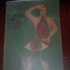 Libros de segunda mano: LIBRO LA MEDICINA NATURAL AL ALCANCE DE TODOS. NOVENA EDICIÓN. LEZAETA ACHARÁN (MANUEL). Lote 127067107