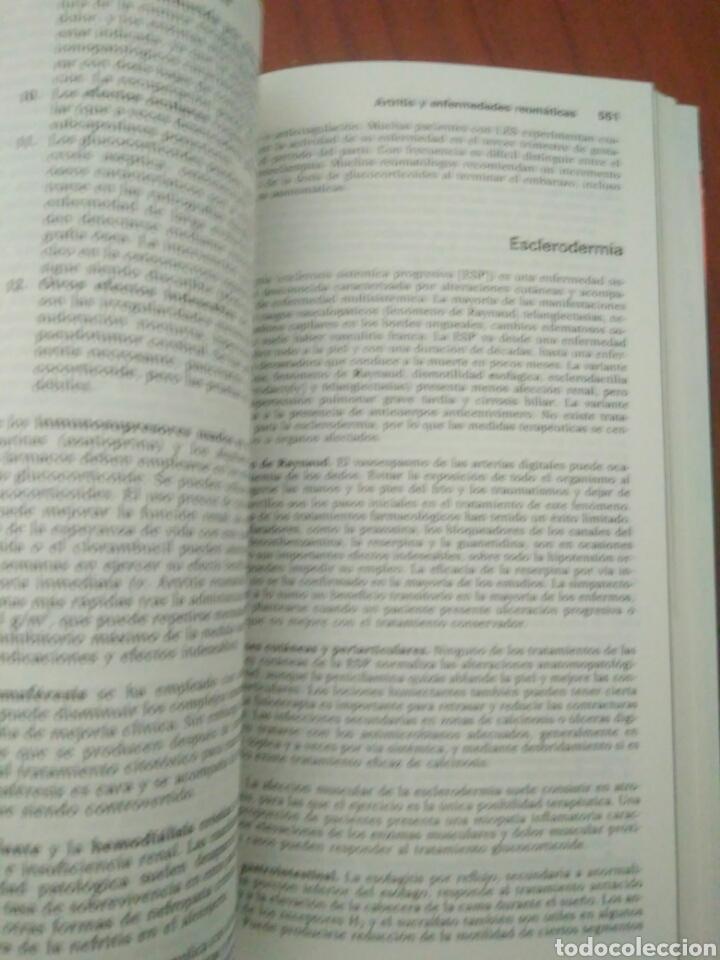 Libros de segunda mano: MANUAL TERAPEUTICA MEDICA 7 EDICION,WASGINTON UNIVERSITY.VER FOTOS.MASSON-SALVAT.FER.MEDICINA - Foto 4 - 127642422