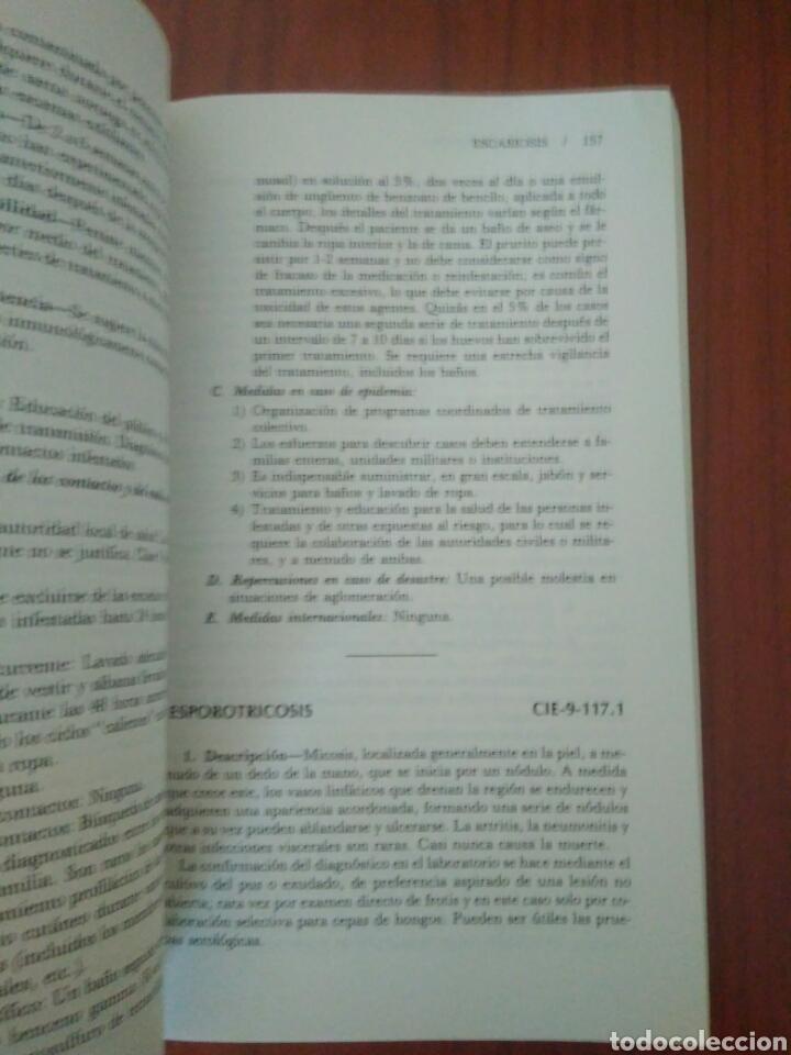Libros de segunda mano: EL CONTROL ENFERMEDADES TRANSMISIBLES POR EL HOMBRE,ABRAM S.BENENSON.ORG PANAMERICANA DE SALUD 1983 - Foto 2 - 127642770