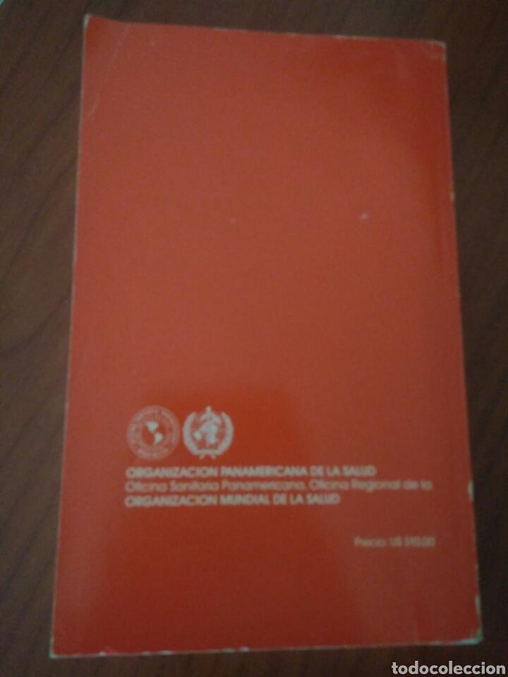 Libros de segunda mano: EL CONTROL ENFERMEDADES TRANSMISIBLES POR EL HOMBRE,ABRAM S.BENENSON.ORG PANAMERICANA DE SALUD 1983 - Foto 4 - 127642770