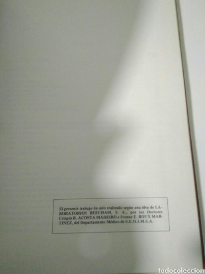 Libros de segunda mano: MEDICO Y SOCIEDAD-MONOGRAFIAS BEECHAM.medicamento - Foto 2 - 127681015