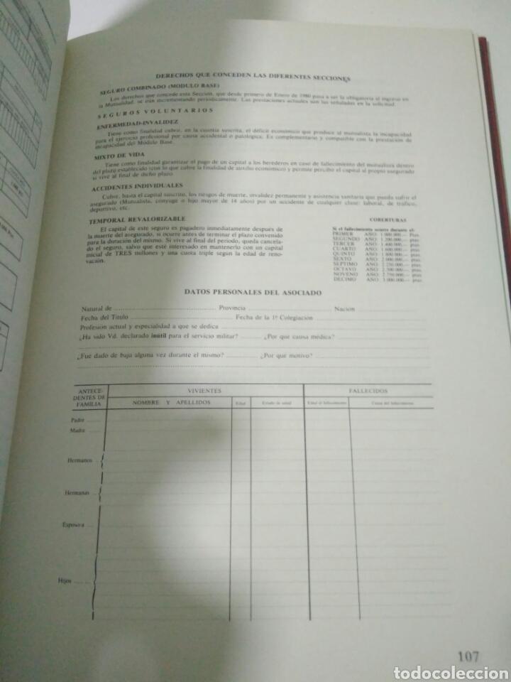 Libros de segunda mano: MEDICO Y SOCIEDAD-MONOGRAFIAS BEECHAM.medicamento - Foto 3 - 127681015