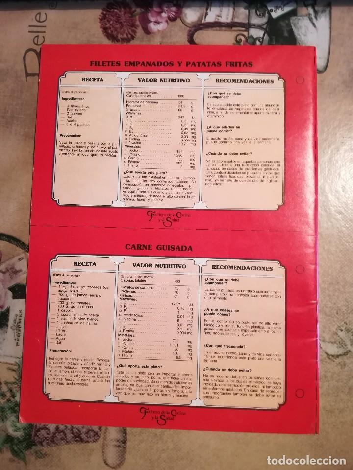 Libros de segunda mano: Las carnes de vacuno - La Alimentación nº 2 (fascículo) - Enciclopedia práctica de la salud - Foto 2 - 128415351