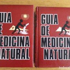 Libros de segunda mano: GUIA DE MEDICINA NATURAL , TOMOS I Y II / CARLOS KOZEL / EDI. / EDICIÓN 1977. Lote 241498470