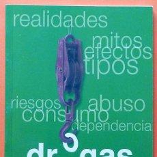 Libros de segunda mano: GUÍA SOBRE DROGAS: REALIDADES, MITOS, EFECTOS, TIPOS - MINISTERIO DE SANIDAD - 2007 - NUEVO. Lote 128814903