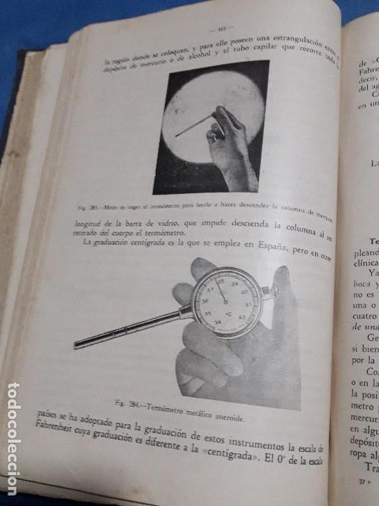 Libros de segunda mano: ANTIGUO LIBRO MANUAL DEL PRACTICANTE PRIMER CURSO 1957 - Foto 5 - 128822863