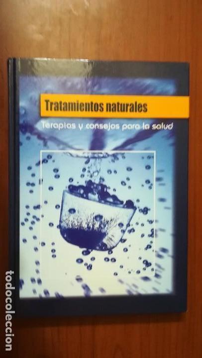 TERAPIAS NATURALES. TERAPIAS Y CONSEJOS PARA LA SALUD. (Libros de Segunda Mano - Ciencias, Manuales y Oficios - Medicina, Farmacia y Salud)