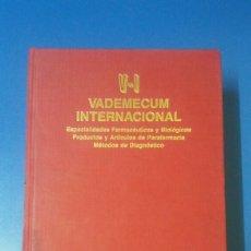 Libros de segunda mano - Vademécum internacional - 129084626