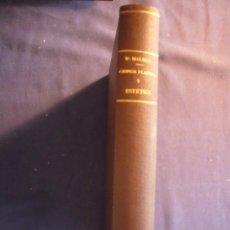 Libros de segunda mano: JACQUES W. MALINIAC: - CIRUGÍA PLÁSTICA Y ESTÉTICA - (BARCELONA, 1940) (MEDICINA). Lote 130534438