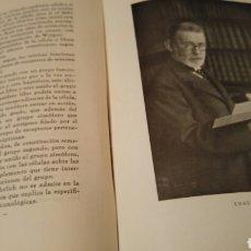 Libros de segunda mano: 2 LIBROS FUNDAMENTOS DE BACTERIOLOGÍA GENERAL E INMUNOLOGÍA Y REACCIONES SEROLOGICAS. Lote 130634470