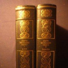 Libros de segunda mano: VVAA: - NUEVO DICCIONARIO MEDICO - (2 VOL) (BARCELONA, 1988) (MEDICINA). Lote 130661153