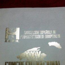 Libros de segunda mano: XXV CONGRESO NACIONAL. Lote 130704441