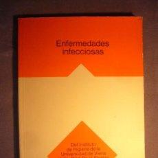 Libros de segunda mano: FLAMM Y OTROS: - ENFERMEDADES INFECCIOSAS - (BARCELONA, 1973) (MEDICINA). Lote 130782772