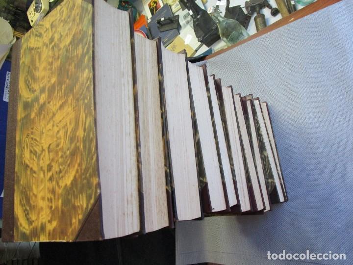 Libros de segunda mano: TRATADO DE MEDICINA INTERNA - STAEHELIN BERGMANN VV.AA - EDI LABOR 1944/56 - 9 TOMOS + INFO Y FOTOS. - Foto 2 - 130864428