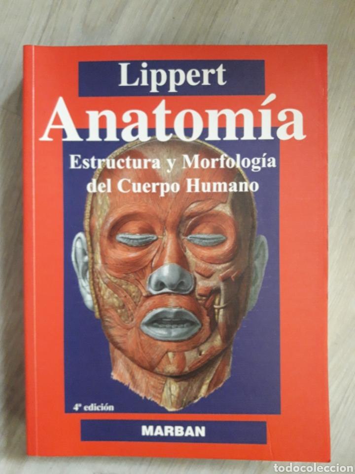 anatomía. estructura y morfología del cuerpo hu - Comprar Libros de ...