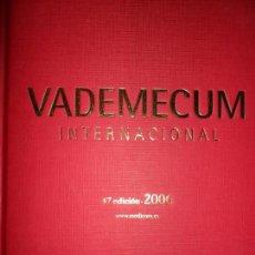 Libros de segunda mano - Vademecum internacional, 47 edición, 2006 - 131619782