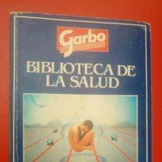 Libros de segunda mano: LIBRO BIBLIOTECA DE LA SALUD DIETAS SECRETAS AÑO 1984. Lote 131692201